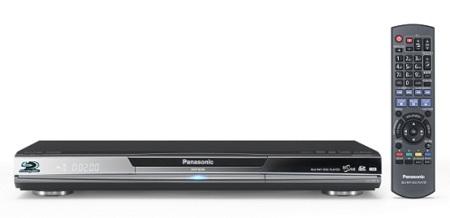 Blu-Ray Panasonic DMP-BD80 y DMP-BD60 en España