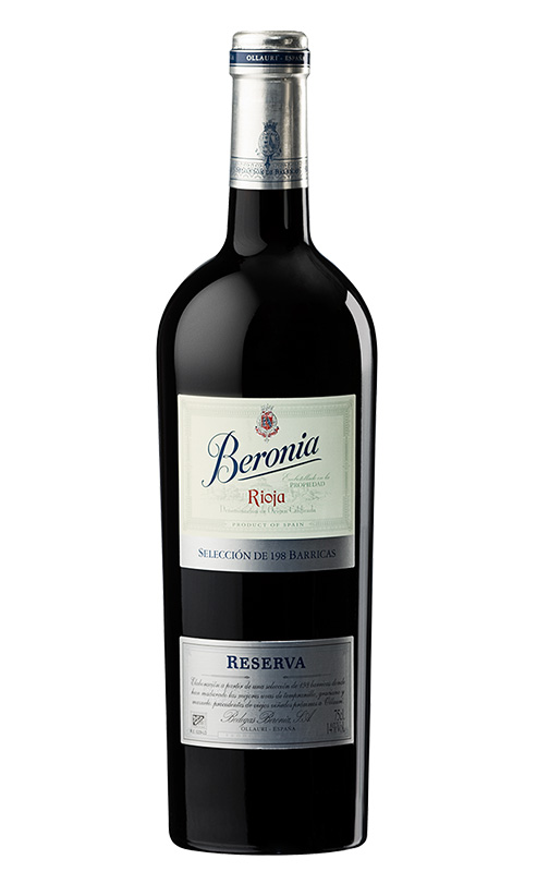 Beronia 198 Barricas 2011. DOCa Rioja.