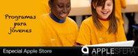 [Especial Apple Store] Todo lo que necesitas saber sobre los programas para jóvenes y empresas