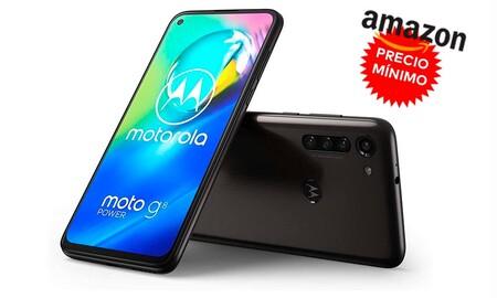 Precio mínimo para la máxima autonomía: Amazon nos deja el Moto G8 Power de Motorola por sólo 159,90 euros