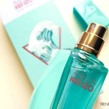 Probamos el perfume Aqua Kenzo para este verano, el frescor más dulce de la temporada