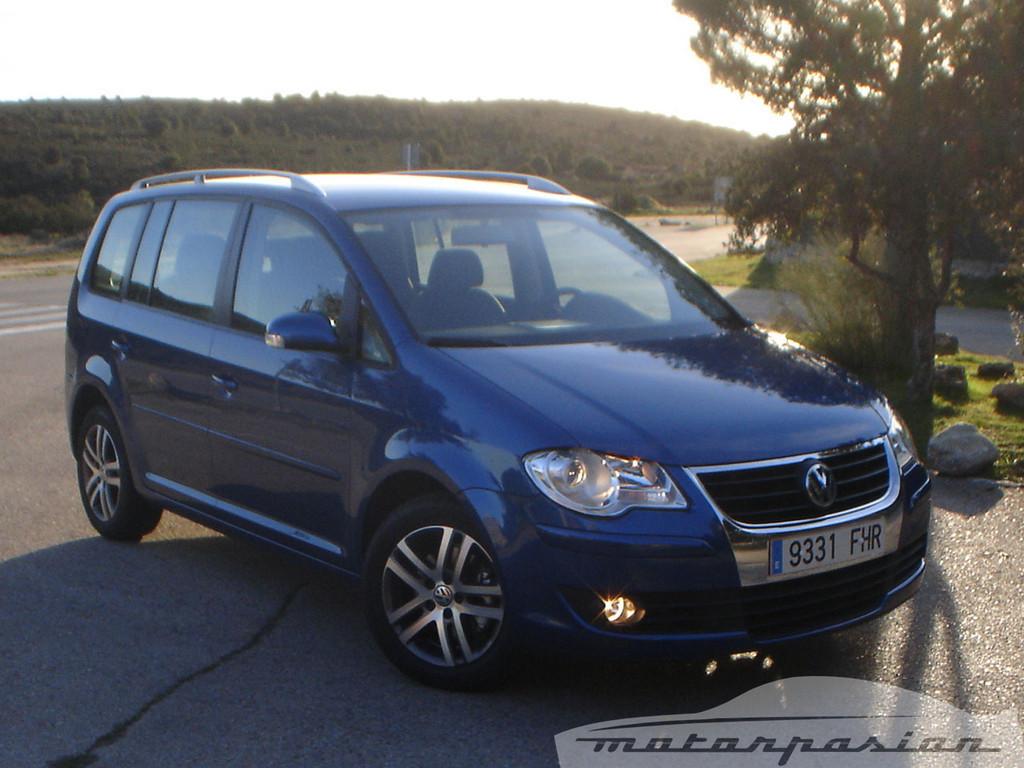 Foto de SEAT Altea XL contra Volkswagen Touran  (8/36)