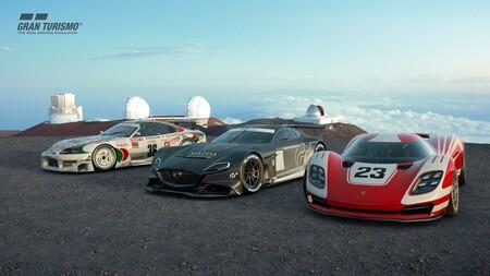 Agarra el volante y pisa el acelerador: Gran Turismo 7 detalla sus ediciones conmemorando su 25 aniversario