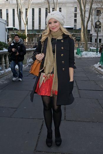 Los looks más juveniles de las celebrities en Nueva York