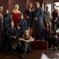 'Battlestar Galactica' saltará al cine: nueva guionista y Francis Lawrence como director