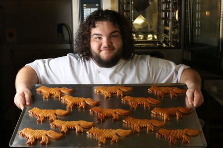 Las galletas lobo de Pastel Caliente de 'Juego de Tronos', un éxito breve bien aprovechado por Deliveroo