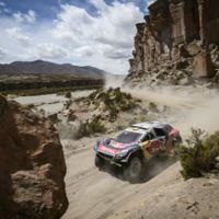Triplete para Peugeot con victoria de Monsieur Dakar