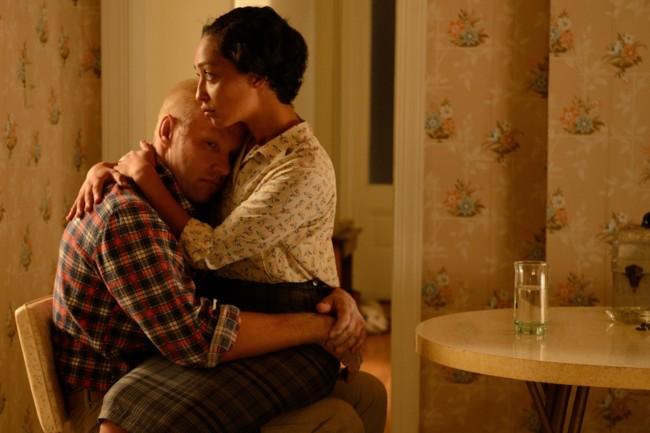 Joel Edgerton y Ruth Negga en Loving