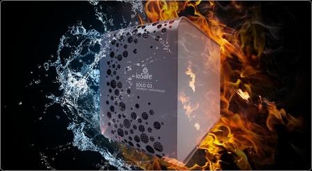 IOSafe presenta Solo G3, un disco duro a prueba de catástrofes
