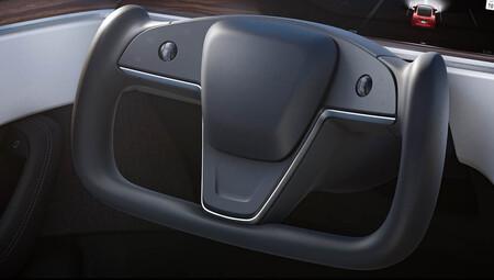 Tesla Model X 2021 Volante