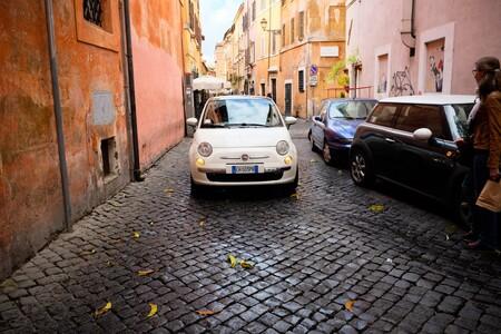 Coche Roma