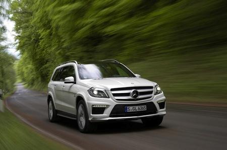 Mercedes lanza el GL 63 AMG