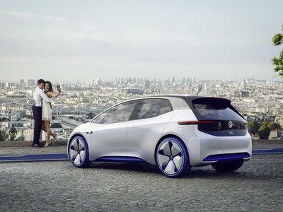 ¿Marcará este Volkswagen I.D. Concept el inicio de una nueva era?
