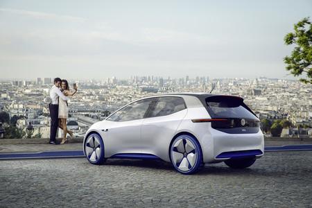 Volkswagen I D Concept Salón París 2016