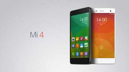 Smartphone Xiaomi Mi4 por 97,80 euros y envío gratis