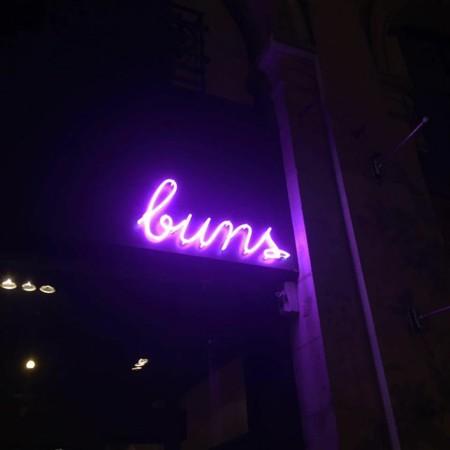 Koku Kitchen Buns