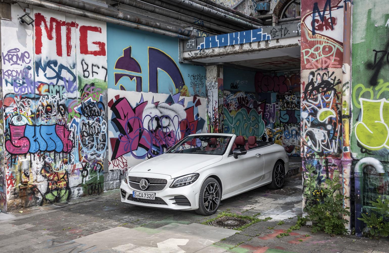 Foto de Mercedes-Benz Clase C 2018, toma de contacto (56/255)