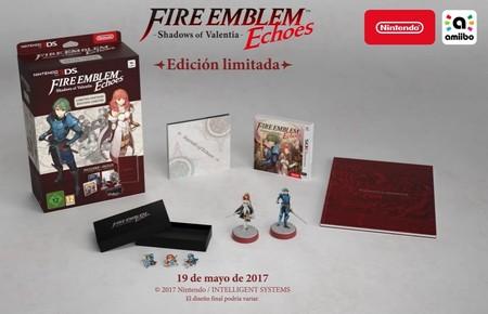 Así de jugosa es la edición limitada de Fire Emblem Echoes, carne de cañón para los especuladores