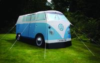 Esta tienda de campaña de la Volkswagen T1 es lo más friki de esta lista de artículos VW