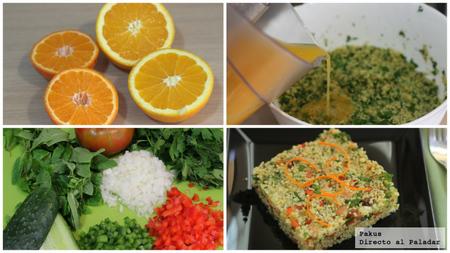 tabulé citricos pasos
