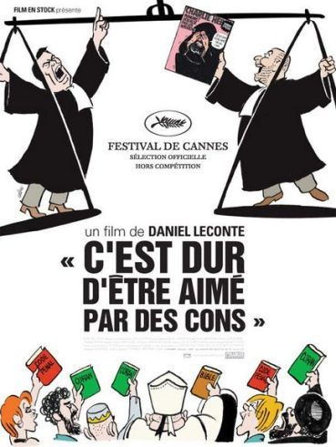 'Es duro que te quieran los idiotas', sobre las caricaturas de Mahoma: tráiler y póster