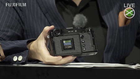 Fujifilm X Pro3 3