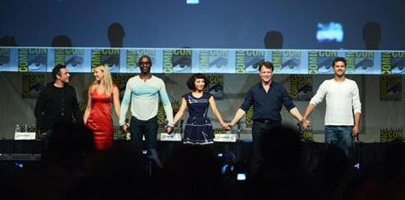 Comic-Con 2012: 'Fringe', 'Doctor Who', 'Sons of Anarchy', 'Merlín' y 'Supernatural'