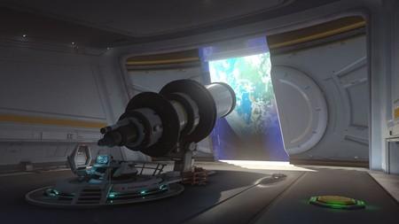 Horizon Lunar Colony es el nuevo mapa de Overwatch y estas son sus primeras imágenes