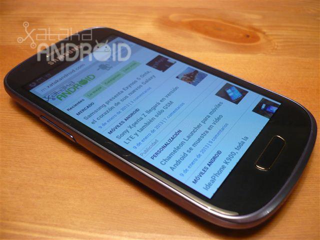 Foto de Samsung Galaxy SIII Mini (23/28)