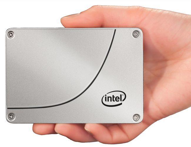 Intel DC S3700 SSD