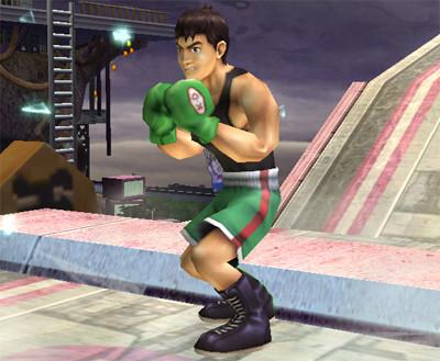 Little Mac en Smash Bros Brawl - 01