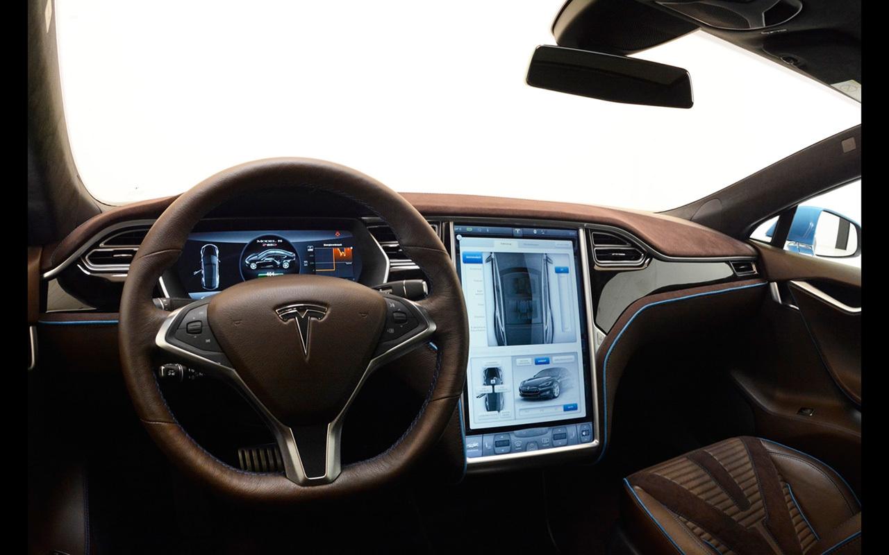 Foto de Brabus Tesla Model S P85D (20/23)