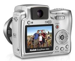 EasyShare Z650 y C633, suma y sigue de Kodak