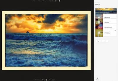 Google+ Photos mejora su edición fotográfica no destructiva con herramientas de «reedición»