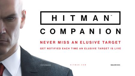 El sexto objetivo escurridizo llega a Hitman el 15 de julio; la nueva aplicación para iOS y Android te ayudará a seguir sus pasos