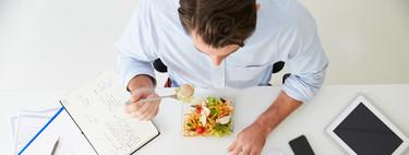 Di no a la máquina de 'vending': las 12 mejores comidas de emergencia que puedes guardar en la oficina