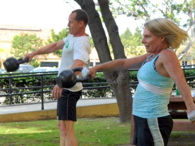 Guía Crossfit (LXII): alternate swing o swing cambiando de mano