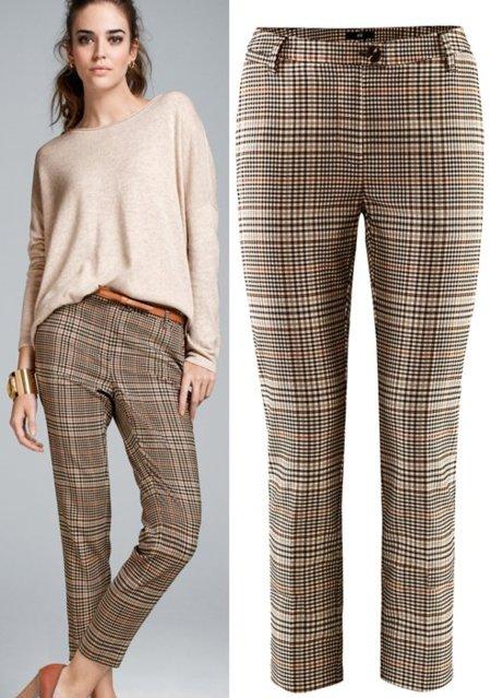 Pantalones Catálogo HM otoño 2011