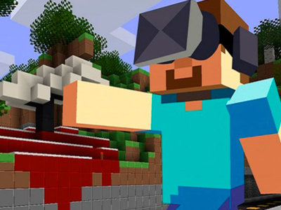 Minecraft ya está disponible en Oculus Rift  y es cross play