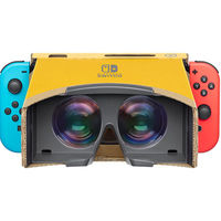 La realidad virtual llega a la Nintendo Switch gracias al nuevo kit 'Nintendo Labo: VR'