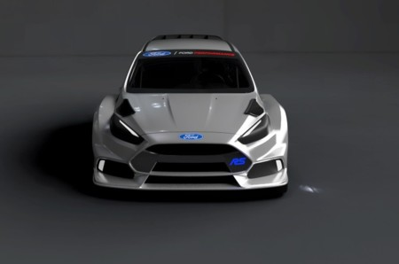 Ford Focus RS Rallycross 2016