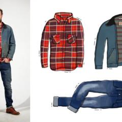 Foto 5 de 10 de la galería looks-ilustrados-de-andrew-mashanov-para-gant-rugger en Trendencias Hombre