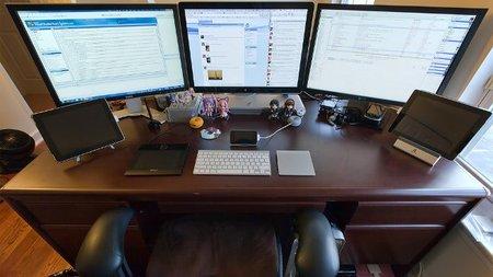 La empresa sigue anclada al escritorio, la oficina, el PC y el software instalado