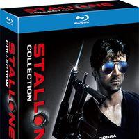 Colección Sylvester Stallone, con 5 películas en Blu-ray, por 9,59 euros