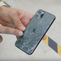 El iPhone 11 Pro a prueba: estos vídeos muestran su resistencia a impactos y arañazos