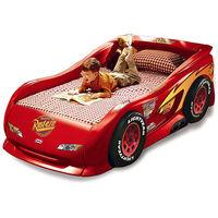 La cama de Rayo McQueen