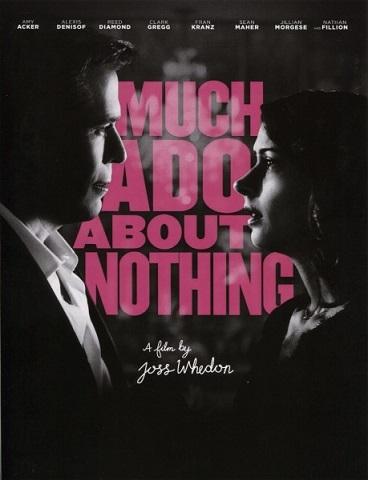'Much Ado About Nothing', tráiler y cartel de la nueva película de Joss Whedon