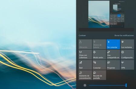Cómo desactivar el centro de notificaciones de Windows 10