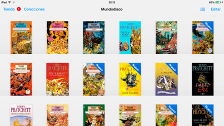 iBooks gana un millón de nuevos usuarios gracias a aparecer por defecto en iOS 8