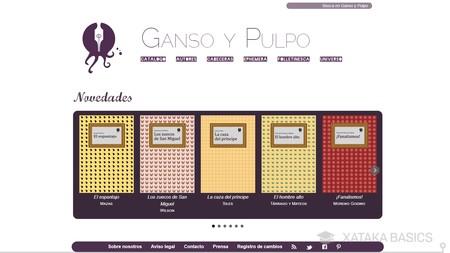Ganso Y Pulpo